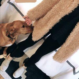 Design Lab Teddy Coat